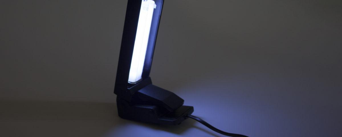 Лечение витилиго дома ультрафиолетом