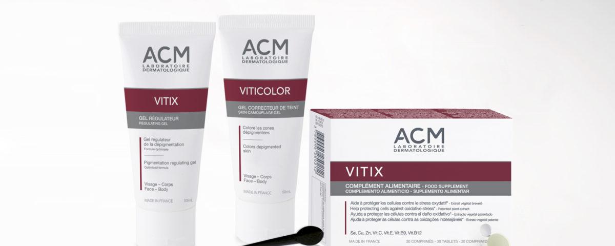 Лечение витилиго комплексом Витикс