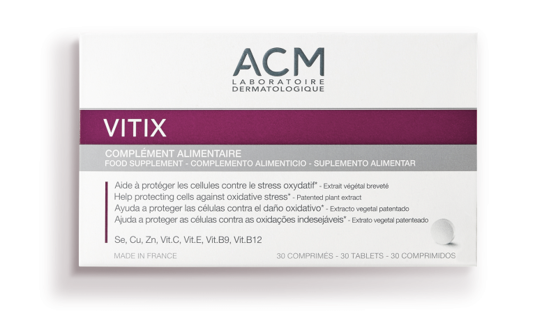 Таблетки Vitix (Витикс): описание и назначение