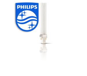 Ультрафиолетовая лампа Узкополосный UV-B Narrowband PL-L/PL-S Philips 311 нм
