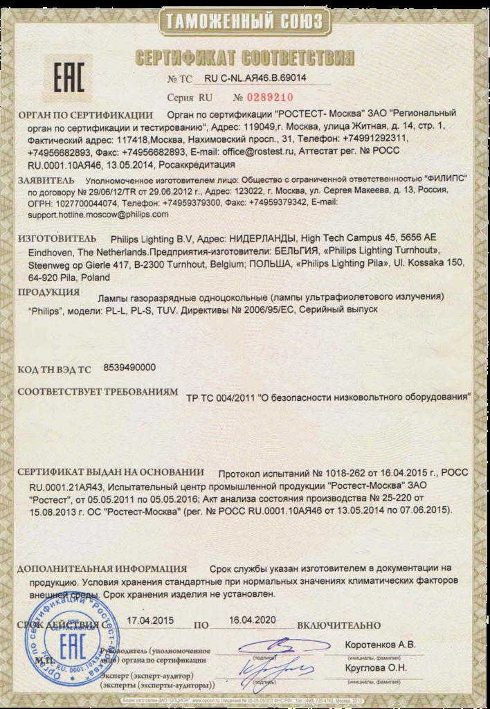 PL-L PL-S TUV-2